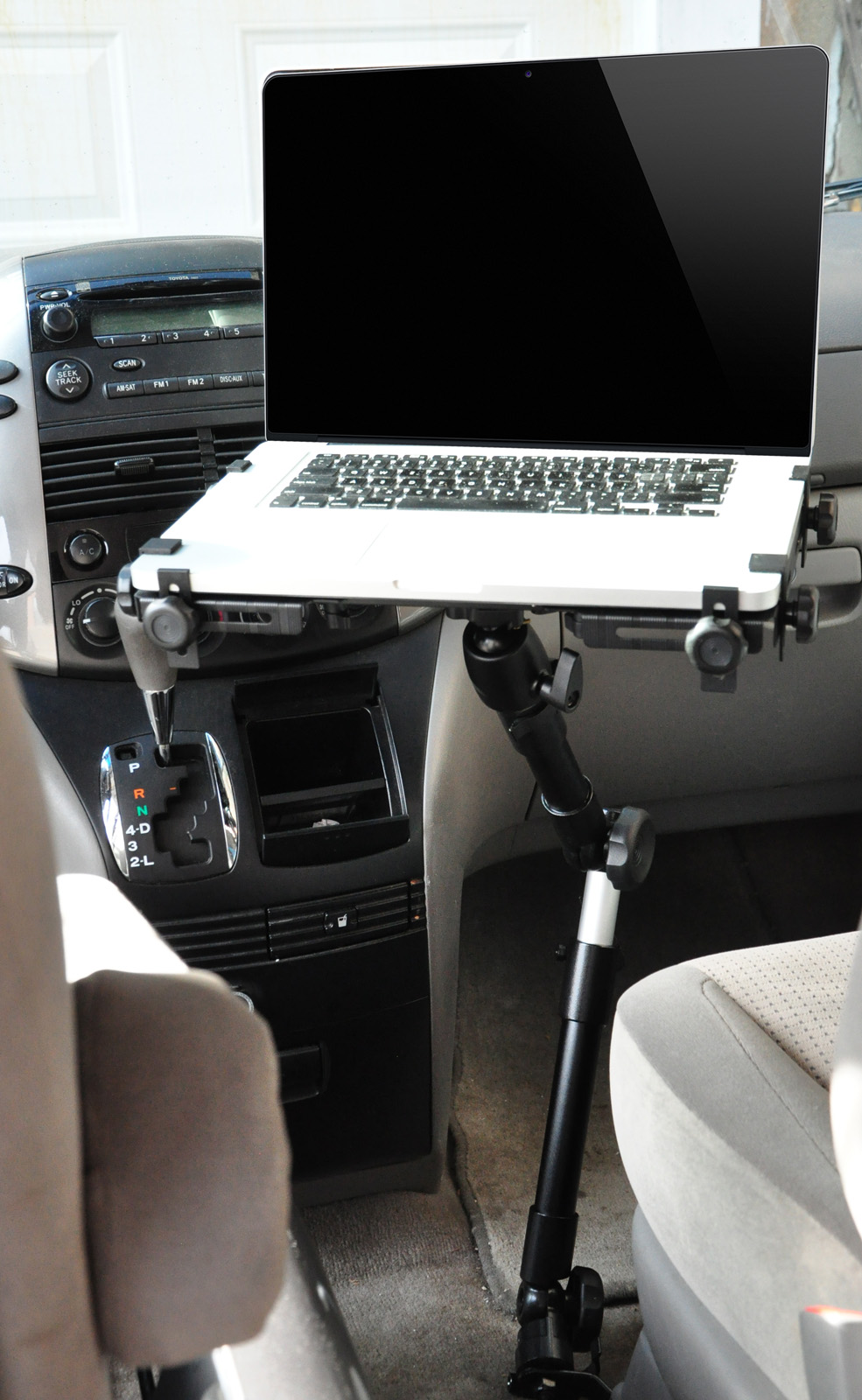 Mcar13 Laptop Computer Mount Stand Holder For Car Van Suv Truck
