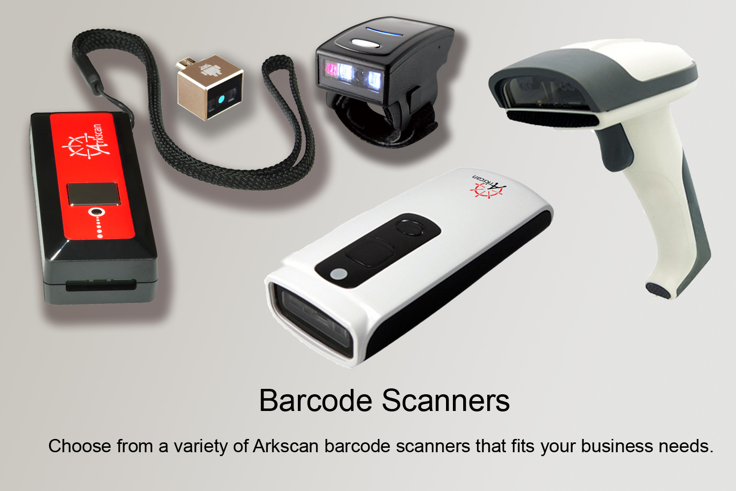 Variety Barcode Scanner that fits your business needs